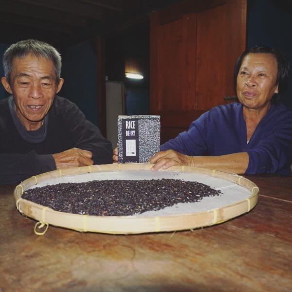 ข้าวไรซ์เบอรี่ (Rice berry)