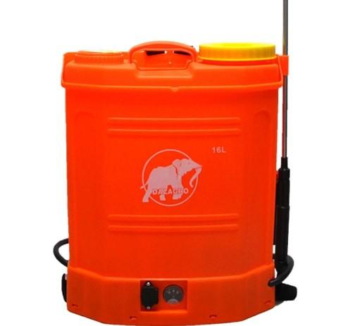 ถังพ่นยาตราช้าง ขนาด 16 ลิตร แบบใช้แบตเตอรี่
